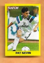 Tranmere Rovers Pat Nevin Scotland